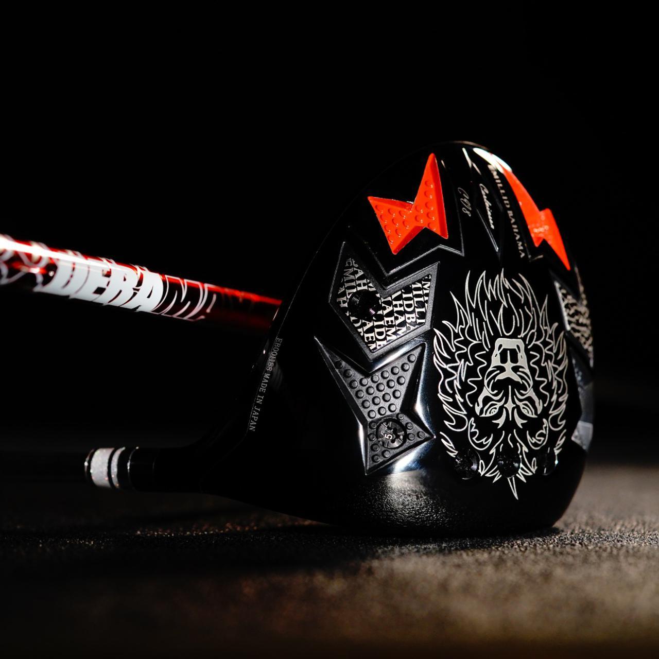 画像: 【ぶっ飛びドライバー】カールヴィンソン赤デラカスタム|ゴルフダイジェスト公式通販サイト「ゴルフポケット」