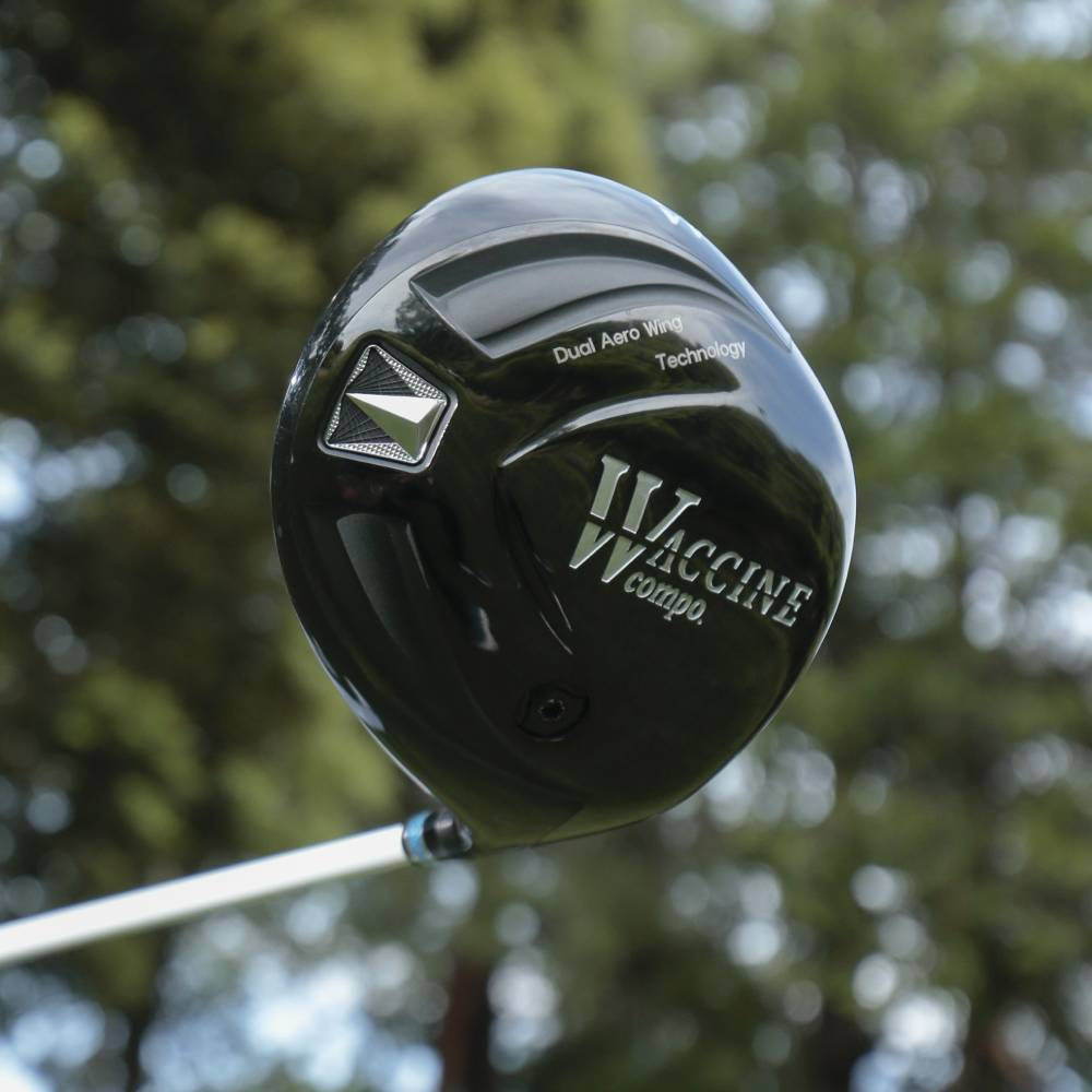 画像: ヒールを喰わないドライバー「ワクチンコンポ×メビウスEQ DX Lite カスタム」|ゴルフダイジェスト公式通販サイト「ゴルフポケット」