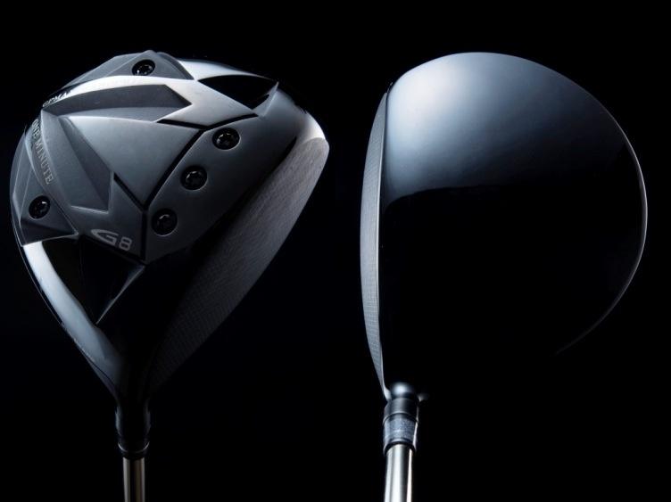 画像: オヤジゴルファーが4本のなかでもっともハマったのが「青デラ×G8カスタム」。ヘッドも非常にキレイな形状だ