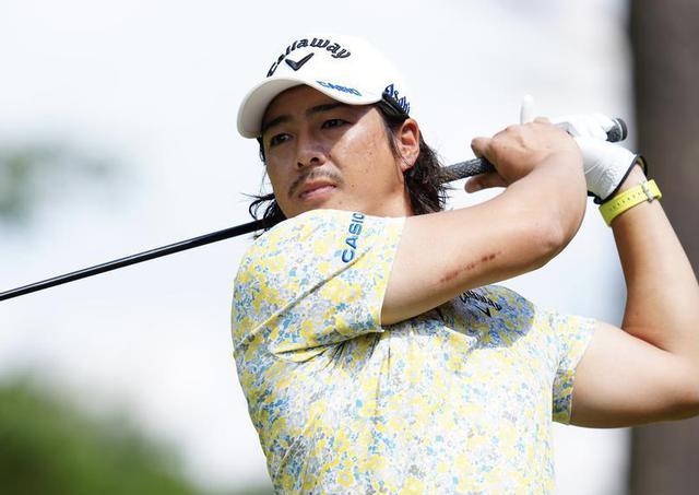 画像: 石川遼はANAオープンでクラブを破損。
