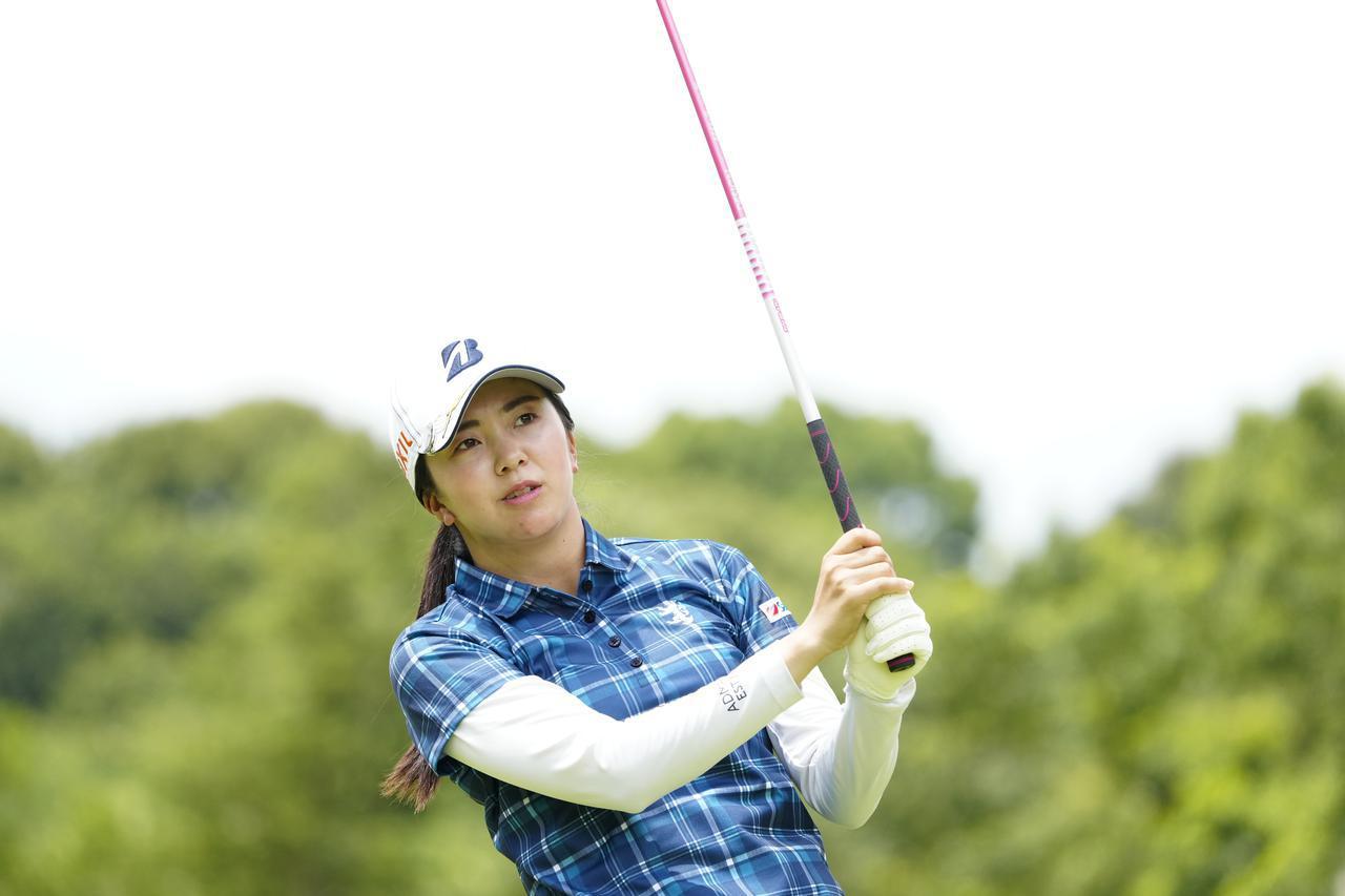 画像: 9月30日から開催予定の「日本女子オープンゴルフ選手権」の注目選手に中村が挙げたのは堀琴音(写真は2021年のアースモンダミンカップ 写真/岡沢裕行)