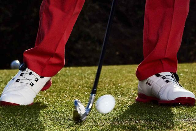 画像: 初心者ゴルファーは「ロフトの寝ているアイアンを選ぼう」と松吉はいう(撮影/中居中也)