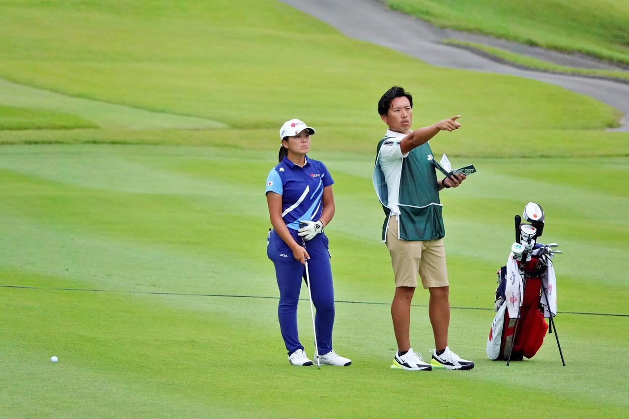 画像: オーガスタナショナル女子アマを制した梶谷翼が日本女子オープンに出場し4日間を戦いトータル15オーバー63位タイで終えた(写真は2021年の日本女子オープン)