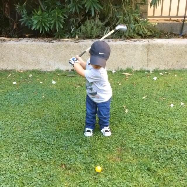 画像1: Instagram video by Fookes Golf Coach 窶「 Apr 14, 2016 at 9:52pm UTC www.instagram.com