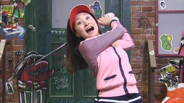 画像: 初心者レッスン①「ゴルフの打ち方は意外と簡単!」 板倉由姫乃の『ゼロからゴルフ!』 www.youtube.com