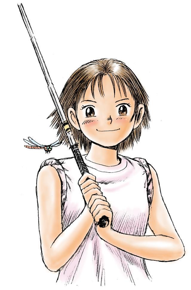 画像: 「オーイ! とんぼ」作:かわさき健 画:古沢優 週刊ゴルフダイジェスト誌上に大絶賛連載中!