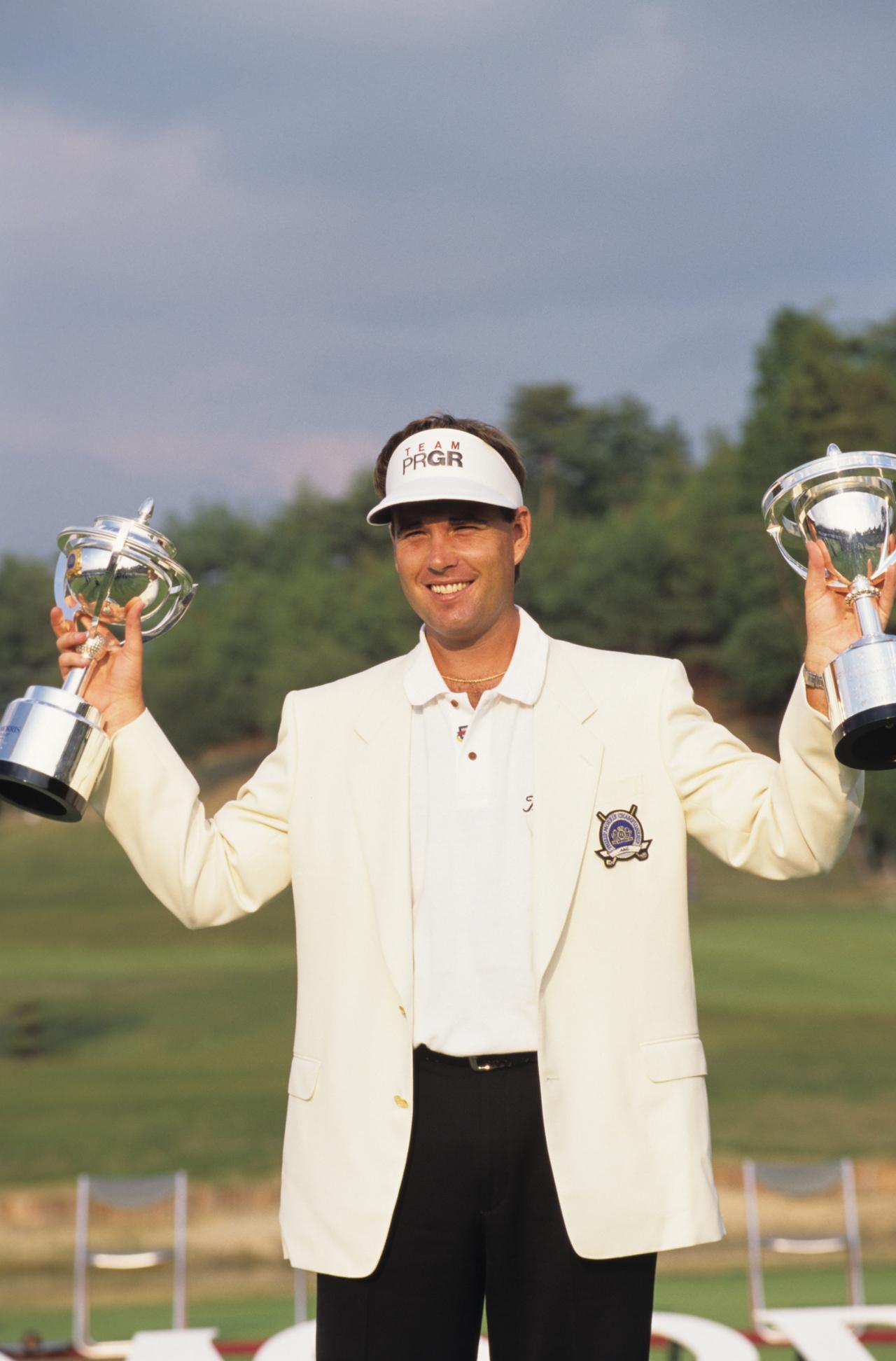 画像: 日本ツアー12勝を誇るワッツ。1994年には年間5勝を挙げ、賞金ランク2位にもなった。