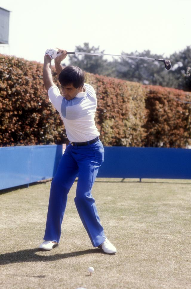 画像3: レジェンド写真館#4 1981年のセベ・バレステロス