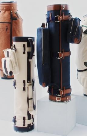 画像: 【限定数】ブルーランス ロール型キャディバッグ - チョイス道楽