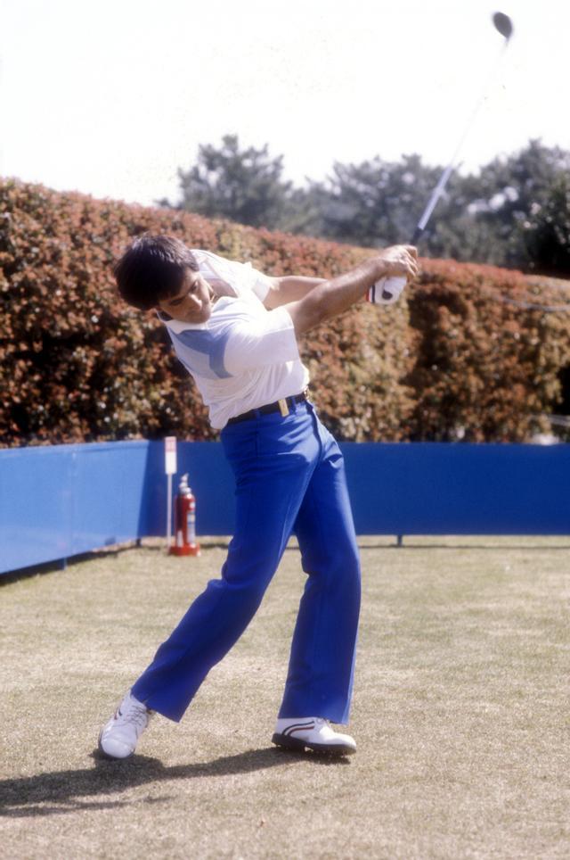 画像6: レジェンド写真館#4 1981年のセベ・バレステロス