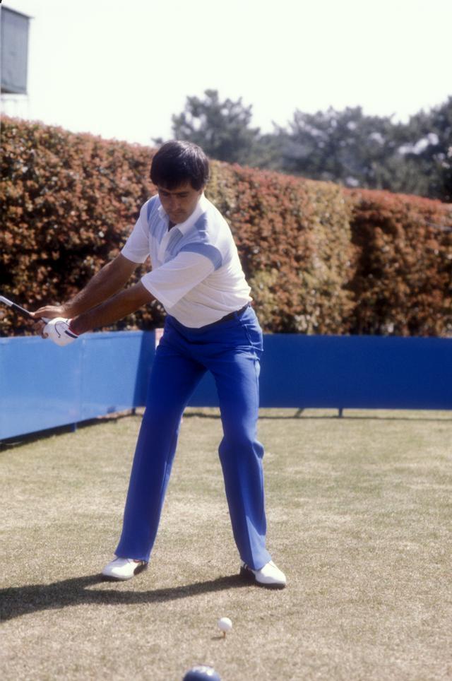 画像2: レジェンド写真館#4 1981年のセベ・バレステロス