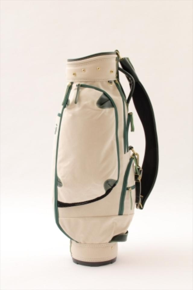 画像: 【限定数】細野帆布キャディバッグ - チョイス道楽