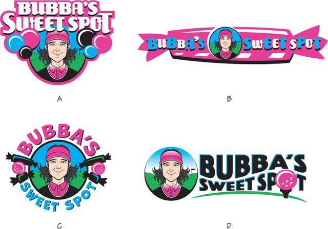 画像: Vote on Bubba's Sweet Spot Logo – The Bodacious Olive