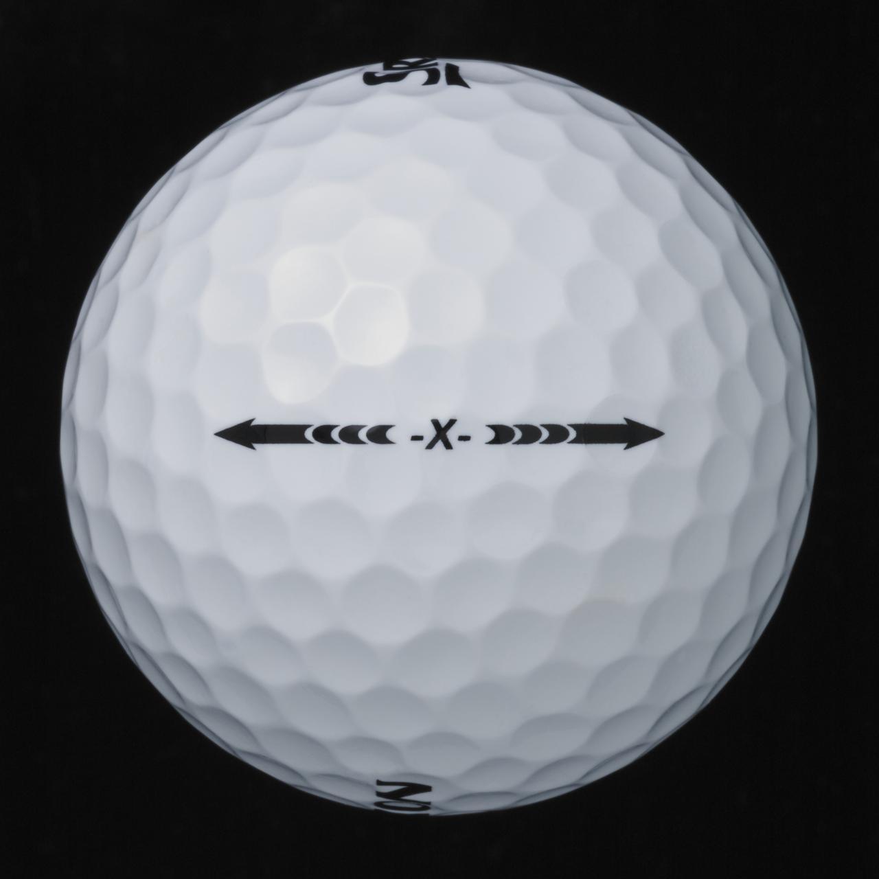 画像: 謎のボール-X-。性能的には「飛距離特化型」だという。