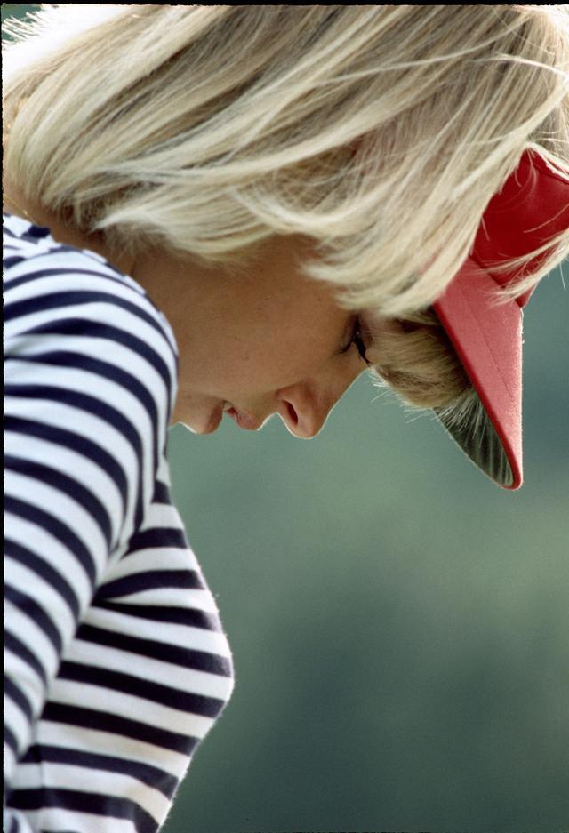 画像: ゴルフ史上もっとも可憐な花