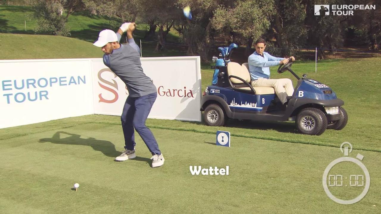 画像: The Fastest Hole of Golf www.youtube.com