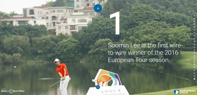 画像1: The European Tour on Twitter twitter.com