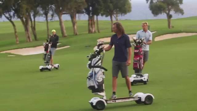 画像: GolfBoard www.youtube.com