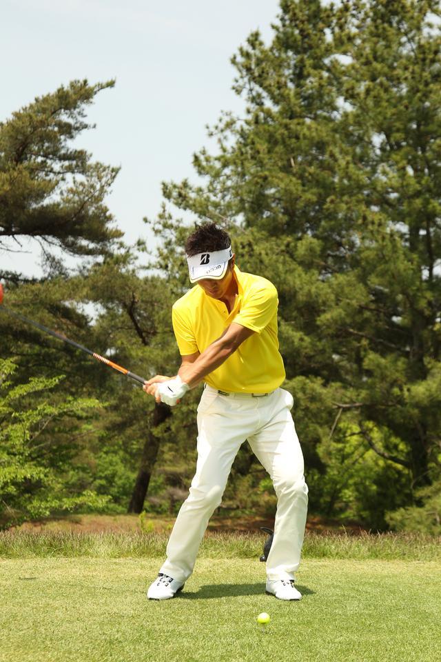 画像4: 【このプロを見よ!】宮本勝昌の、フェードボール