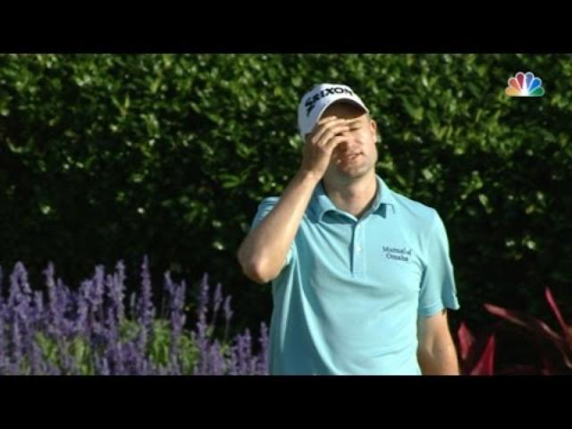 画像: Russell Knox implodes on No. 17 at THE PLAYERS www.youtube.com
