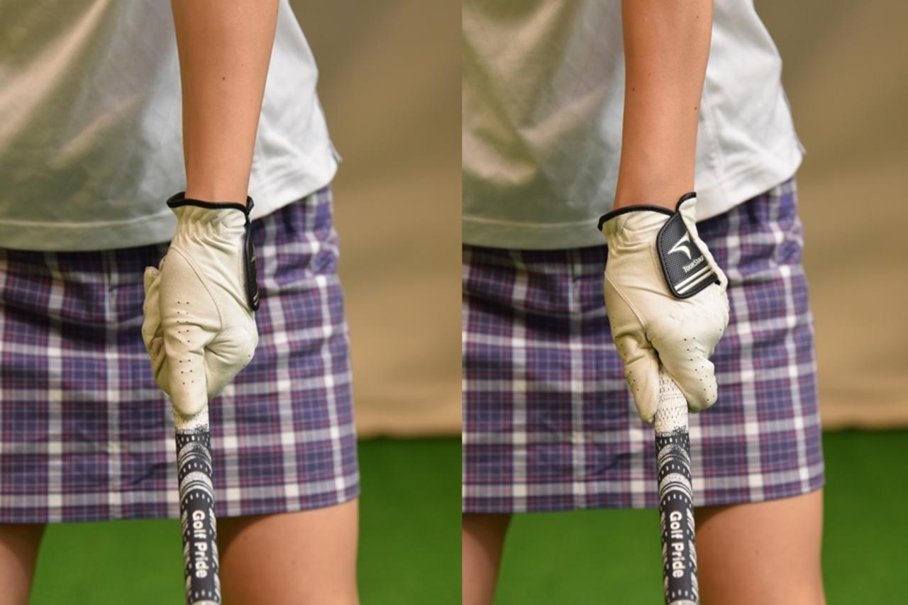 画像: 【30秒動画レッスン】スライスを止めるグリップの工夫 - Thumbs Up Golf