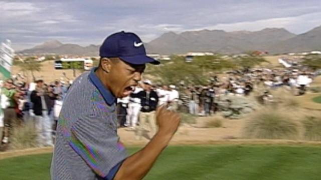 画像: Tiger Woods recalls his ace and boulder encounter from Phoenix www.youtube.com