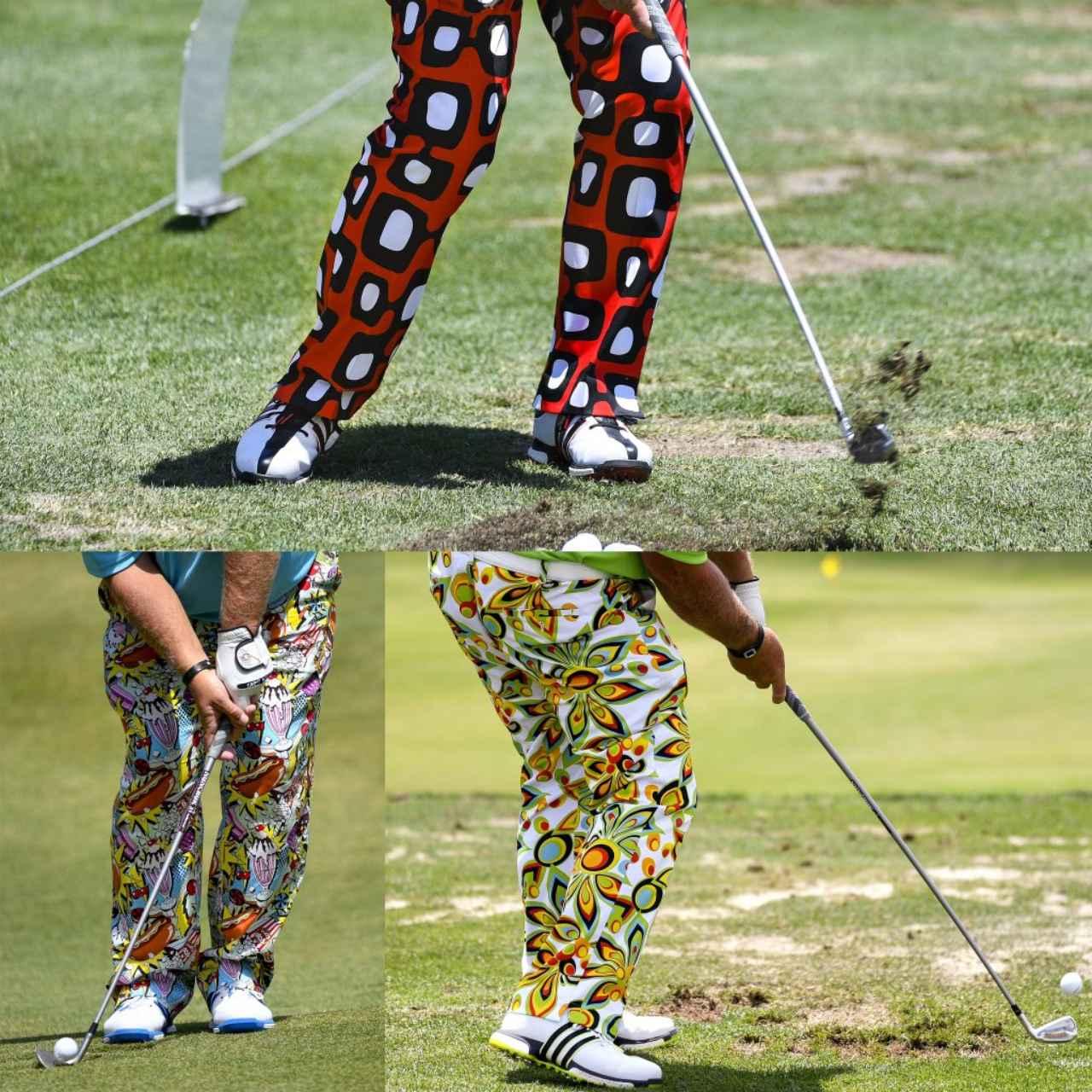 """画像: デーリーのデイリーウェア、""""派手イリー""""すぎる!? - Thumbs Up Golf"""