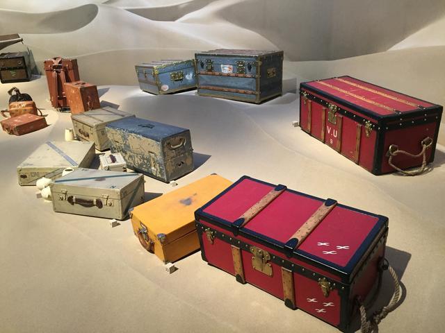 画像: シトロエンの創業者が結成したアフリカ探検隊のトランク