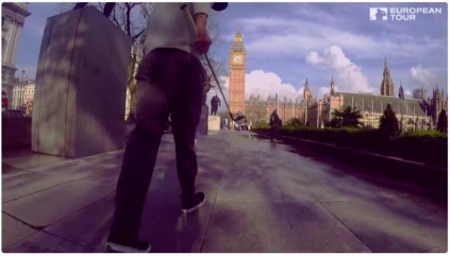 画像2: これは洒落てる! ロンドン・トリックショット散歩