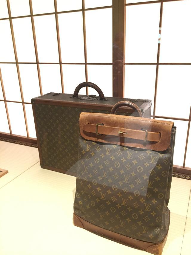 画像: アノ人が使ったバッグも展示〜白洲次郎