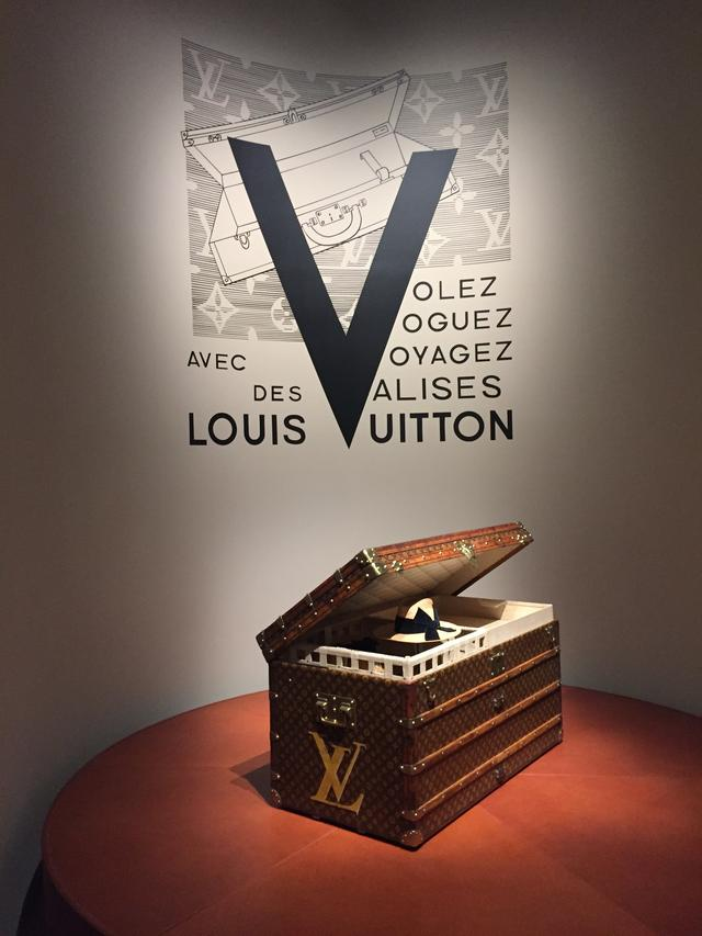 画像: それは、ルイ・ヴィトンと旅の歴史をたどる旅
