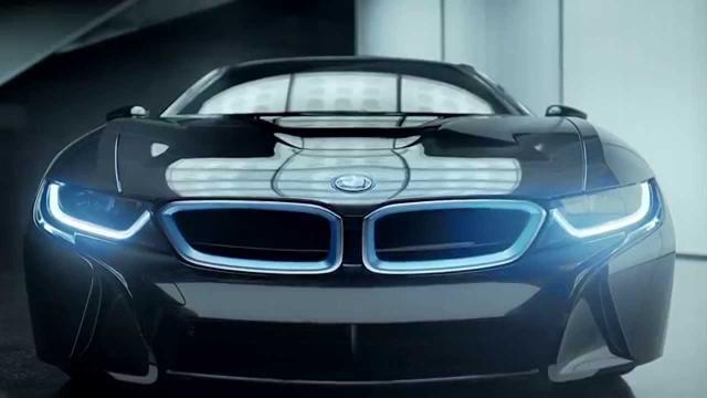 画像: The all-new BMW i8. Official Launch Video. www.youtube.com