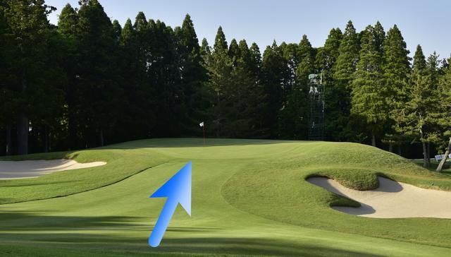 画像: 「大きな傾斜」が把握できるのだ。