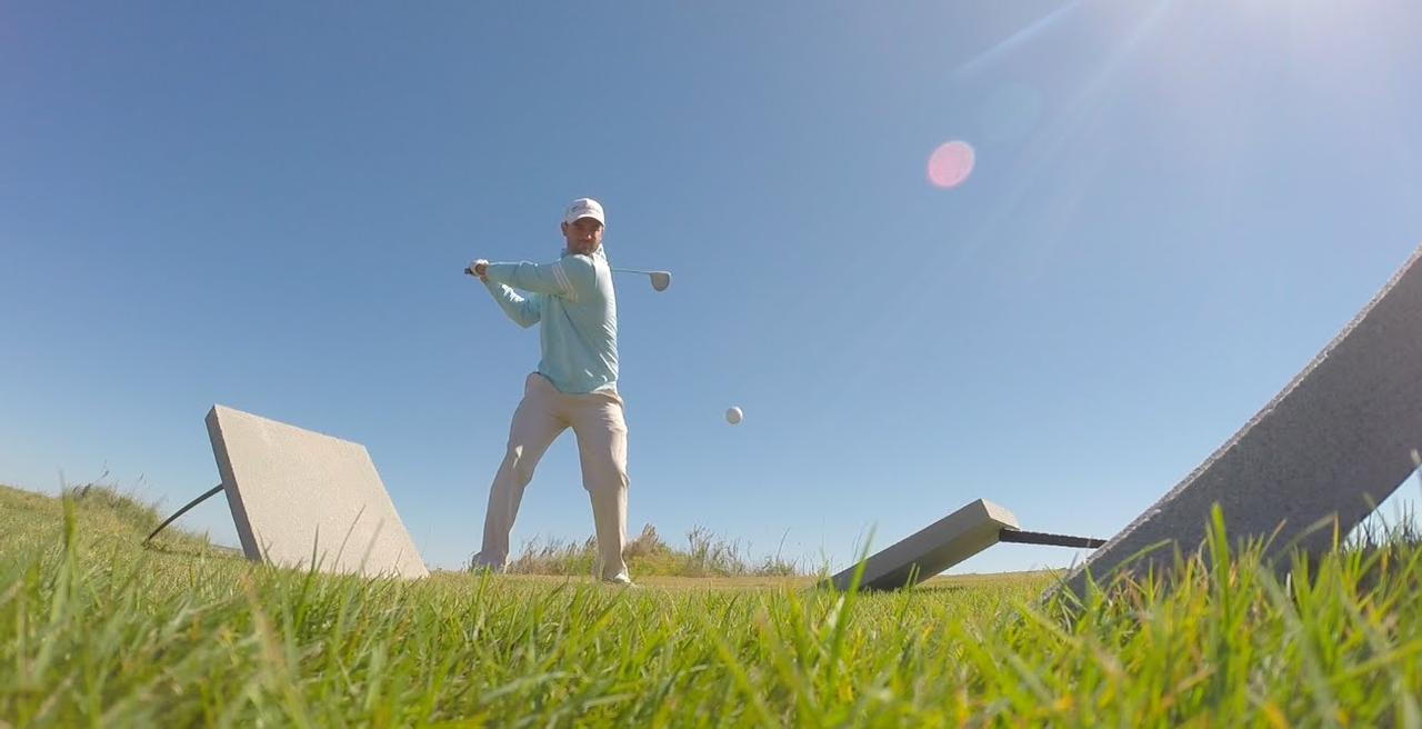 画像: 【これぞアメリカンドリーム】トリックショットアーティスト、PGAツアーに挑戦! - Thumbs Up Golf