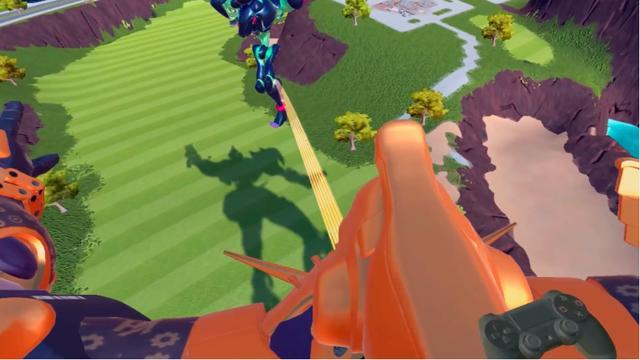 画像: 体を張って相手のショットをブロック! www.youtube.com