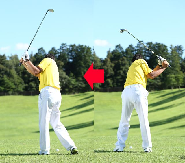 画像: ボールが左に引っかかる人、必見だ。
