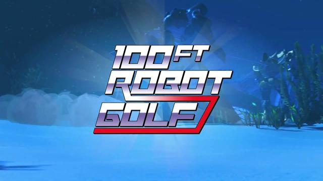 画像: 100ft Robot Golf - A+ New Trailer www.youtube.com