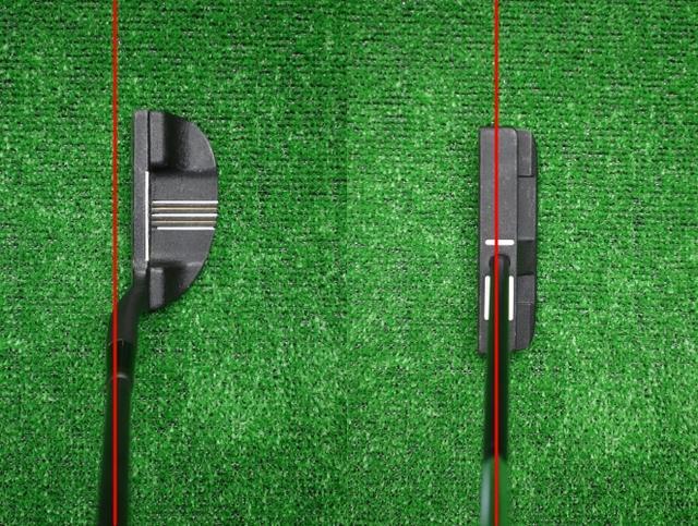 画像: 左がFP値が小さいパター。右がFP値が大きい出っ歯パター。ほらね、全然違うでしょ。