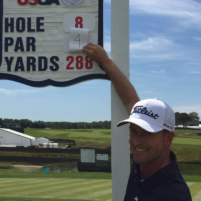 画像: Webb Simpson on Twitter twitter.com