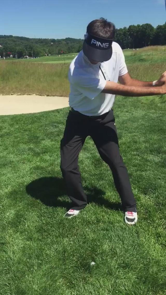"""画像: 【全米オープン】バッバ・ワトソン、寄せの""""最終奥義""""を編み出す。 - Thumbs Up Golf"""
