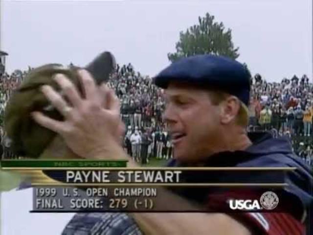 画像: 1999 U.S. Open: Payne Stewart Prevails www.youtube.com