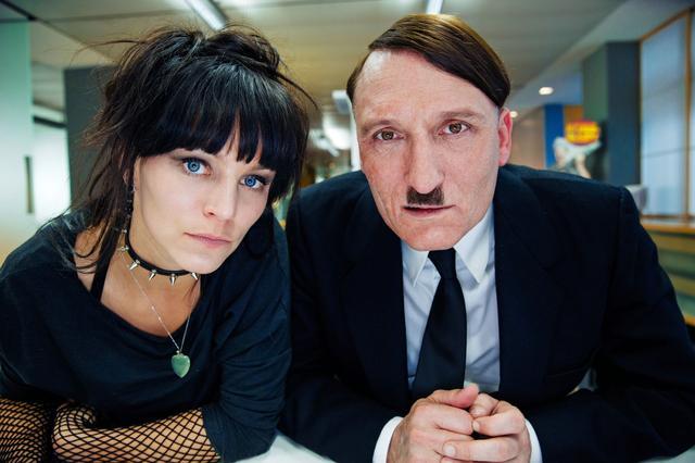 画像: ヒトラーは、その演説の才を発揮し、ユーチューブのスターの座にのし上がる