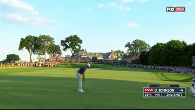 画像: 【全米オープン】見逃した人のためのウイニングショット動画 - Thumbs Up Golf
