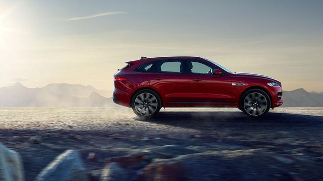 画像3: ジャガーの新型SUVは、「世界記録保持車」だった!