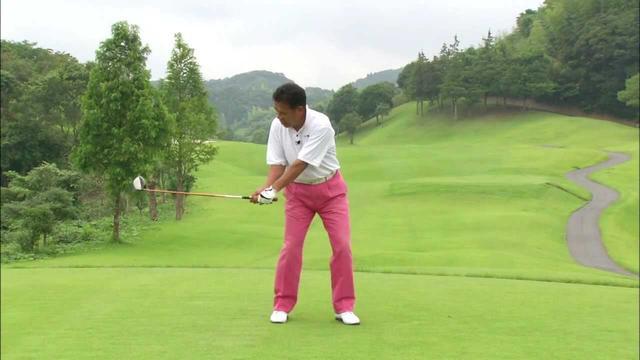 画像: 青山薫のGOLFサラリーマン打法新橋流 -スライス矯正篇- Golf Lesson for a Businessman www.youtube.com