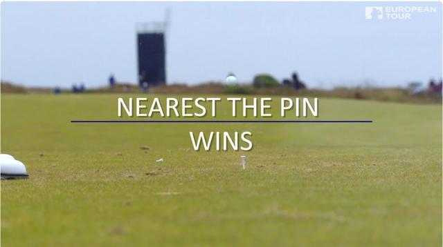 画像: ルールはカンタン。一番寄せた人の勝ち! twitter.com