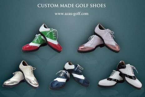 画像: Azas Golf (アザス ゴルフ)・ドライバット・素振りバット・オーダーメイドシューズ・infinityBalance・インフィニティバランス・ヘッドカバー・INGGI