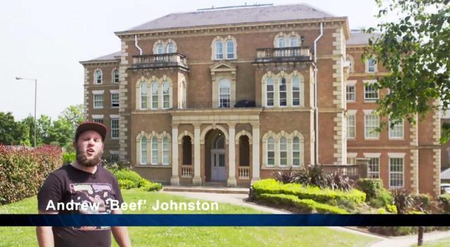 画像: ビーフの自宅は英国・ロンドン。実は「ロンドンっ子」なのだ