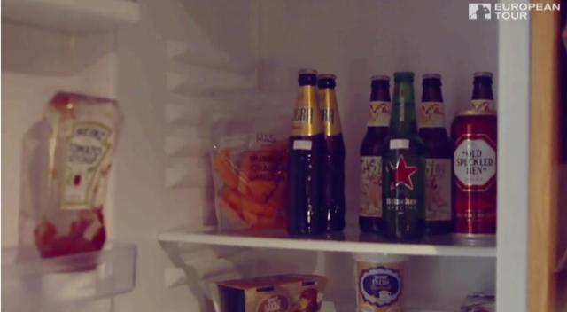 画像: からっぽのケチャップとビール。うん、イメージ通り