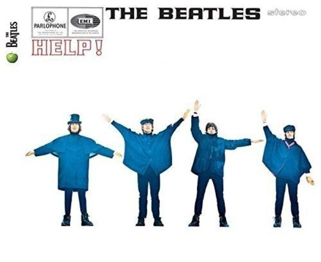 画像: Amazon.co.jp: ザ・ビートルズ : ヘルプ! - ミュージック